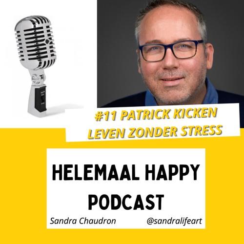 Patrick Kicken als gast bij andere podcasts