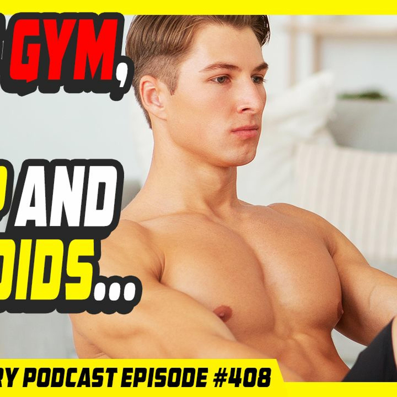 Evolutionary.org Podcast #408 - Home Gym, MMA, Sleep and steroids…