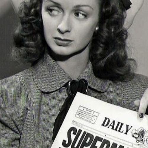 Superman's Lois Lane(Noel Neill) on Jim Parisi Show