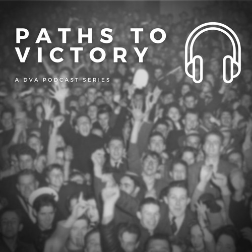 Europe First - Episode 1 Of Paths To Victory Podcast Series