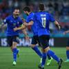 Італія, Вельс і початок другого туру групового етапу Євро-2020