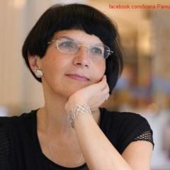 La scrittrice romena Ioana Pârvulescu ai Dialoghi Di Trani