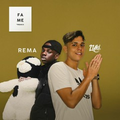 REMA FAME (FUNK REMIX) Luki DJ Feat. Dj Brunin JS MC GW