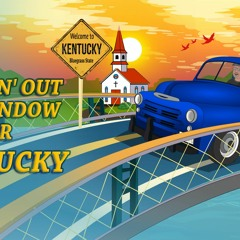 Reaching Out The Window For Kentucky