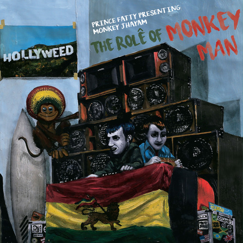 Prince Fatty Presents: The Rolê Of Monkey Man