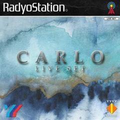 CARLO @ Y4 RADYOSTATION #005 (08.04.2021)