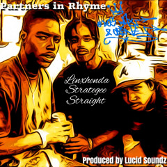 Partnerz in Rhyme - O Dog, Wax & Caine (Partners in Rhyme)