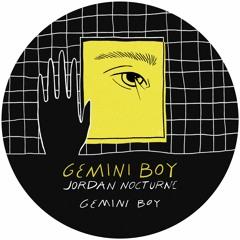 Jordan Nocturne - Gemini Boy