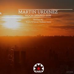 Martin Urdinez - Moon Shaped Sun (Kayza & Samar Remix)