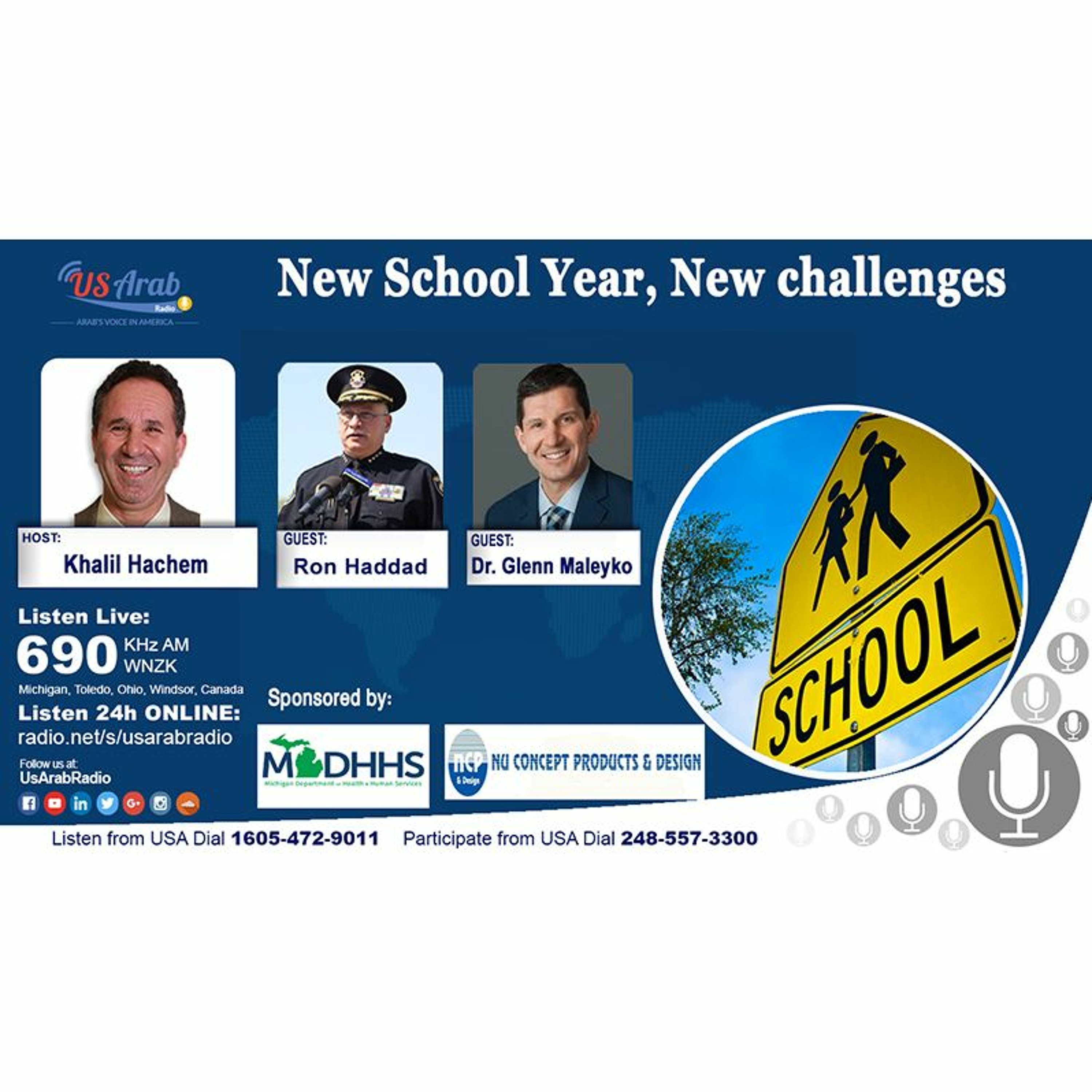 New School Year, New challenges