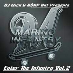 Marino Infantry - Hop Off (feat. A$AP ANT & Baby 9eno)