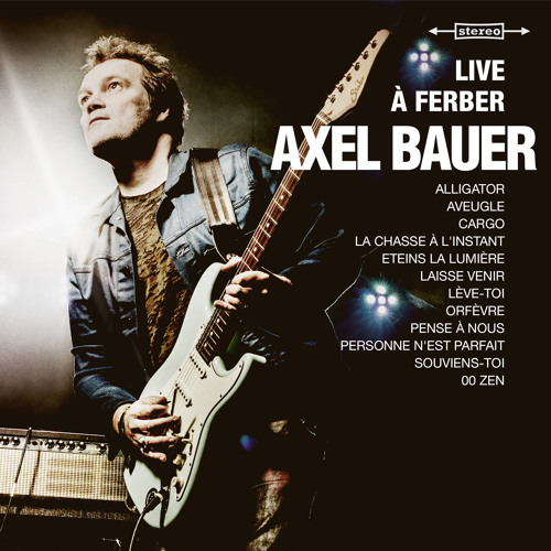 Live à Ferber