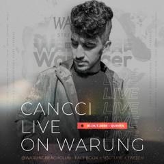 CANCCI @ Warung Stay Home - 01.10.2020