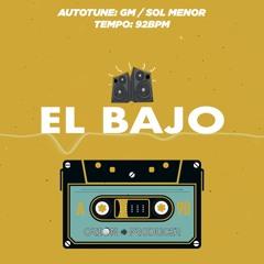 REGGAETON INSTRUMENTAL - El Bajo - By Orion Prod Beats - 92BPM