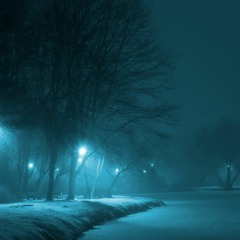 frozen wind