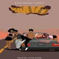 Kwesi Arthur - Baajo ft. Joeboy (Instrumental)