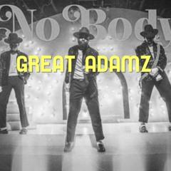 DJ Neptune ft Mr Eazi , Joeboy Nobody (cover by) GREAT ADAMZ
