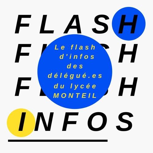 Le flash d'informations des délégué.es du lycée Monteil