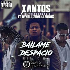 Xantos & Dynell Ft Zion & Lennox - Bailame Despacio (David Fernández Remix)