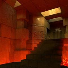 Decent Into Cerberon - Quake 2 Cover