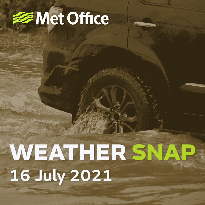 Weather Snap 16 Jul 2021