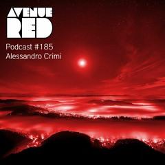Avenue Red Podcast #185 - Alessandro Crimi