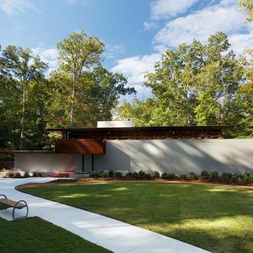 Casa Bachman Wilson de Frank Lloyd Wright