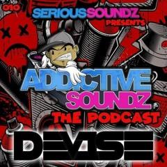 Addictive Soundz Podcast 010 - Serious Soundz & DeV1SE