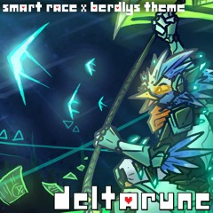 Smart Race X Berdly's Theme   Deltarune Chapter 2
