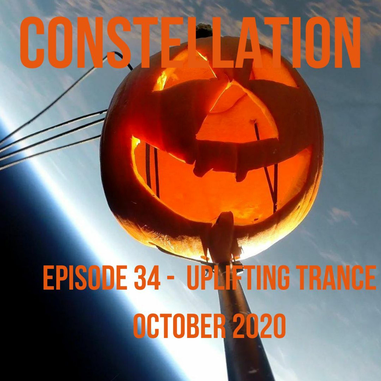 Constellation 34 - Uplifting Trance October 2020