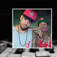 Chris Brown Feat. Tyga - Bitches N Marijuana (Jolly Roger Beats Remix) 93BPM