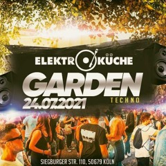 URGEWALT @ Elektroküche Garden vol. 2 - 24.07.2021
