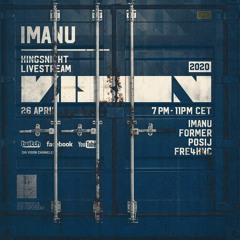 IMANU - VISION Kingsnight 2020 Livestream