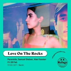 Love On The Rocks - Paramida, Samuel Gieben, Alex Kassian