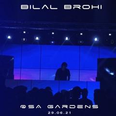 Bilal Brohi Live @SA Gardens, Lahore - 29-06-2021