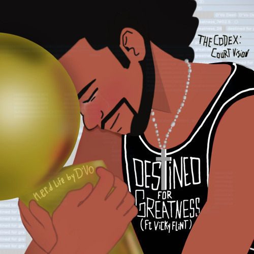 DESTINED FOR GREATNESS ft Vicky Flint