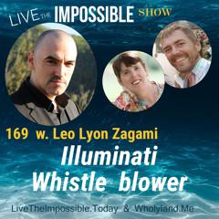 169 w. Leo Lyon Zagami: Illuminati Whistle-Blower