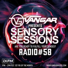 Vangar Pres. Sensory Sessions EP.58 - Ganesh vs. Vangar Twitch Stream 5-17-21 [DI.FM]