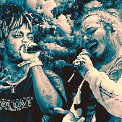 Juice WRLD & Post Malone - When The Sun Comes ( Official  Audio)
