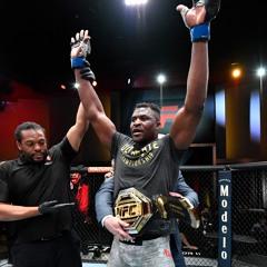 240 -Francis Ngannou takes Gold at UFC 260 (29.3.2021)