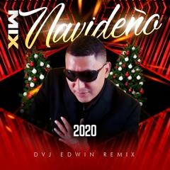 DVJ EDWIN MIX NAVIDEÑO  2020