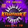 Ain't Gonna Bump No More (With No Big Fat Woman) (Joe Tex Karaoke Tribute)