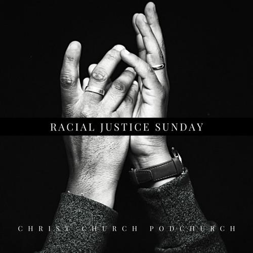 Podchurch service 13 September 2020 Racial Justice Sunday