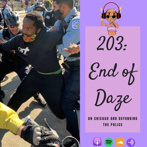 Rwebel Radio 203: End of Daze