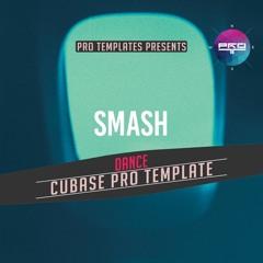 Smash Cubase Pro Template