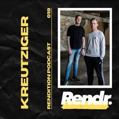 Rendition Podcast 019 on ICN - Kreutziger