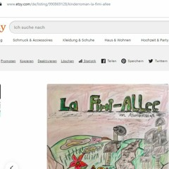 Leseprobe Soundcloud La Fimi Allee 20.04.2021