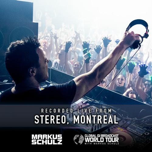 Markus Schulz - Global DJ Broadcast World Tour: Montreal 2019 Part 2