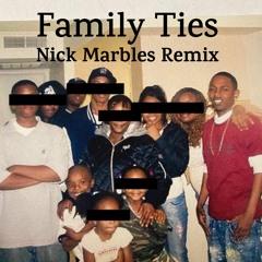 Family Ties - Baby Keem Feat. Kendrick Lamar (Nick Marbles Remix)