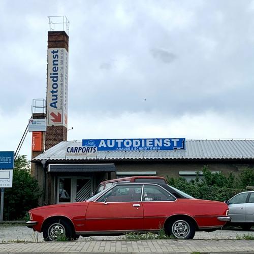 Folge 66 - Opel Commodore B (1971-77)